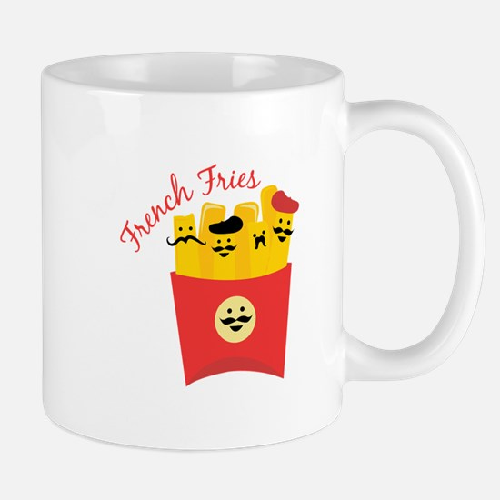 French Fries Mugs