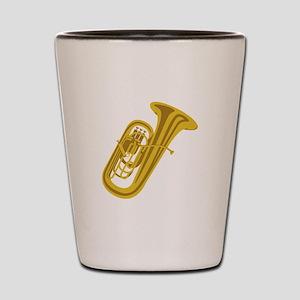 Tuba Shot Glass