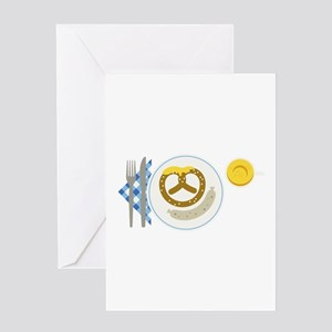 German Food Greeting Cards