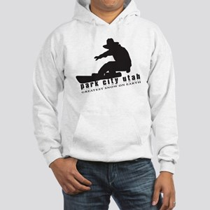 Park City Snowboarding Hooded Sweatshirt