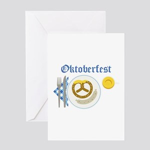 Oktoberfest Greeting Cards
