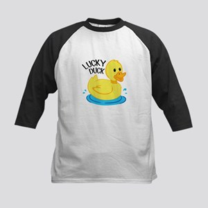 Lucky Duck Baseball Jersey