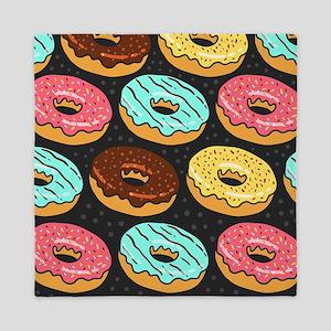 Donuts Queen Duvet
