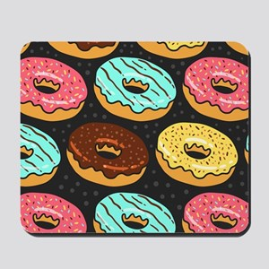 Donuts Mousepad
