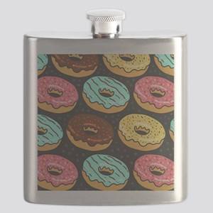 Donuts Flask