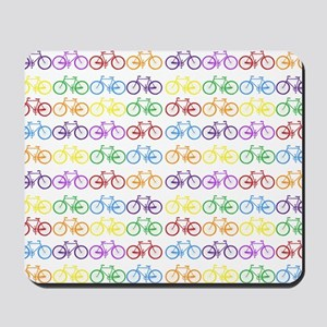 bicycles Mousepad