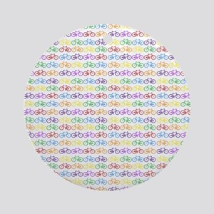 bicycles Ornament (Round)