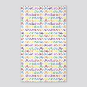 bicycles Area Rug