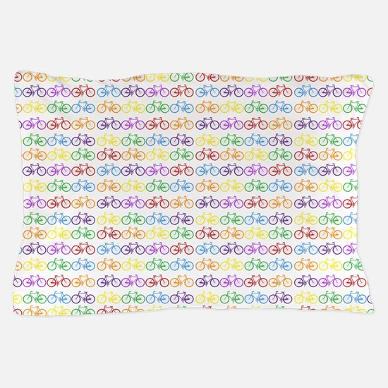 bicycles Pillow Case