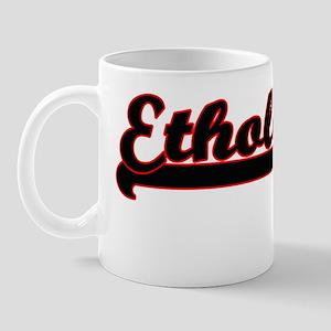 Ethologist Classic Job Design Mug