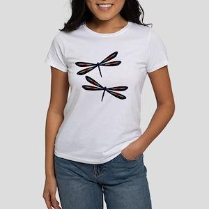 Hot rod Dragonflies Women's T-Shirt