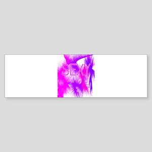 SEXY Bumper Sticker