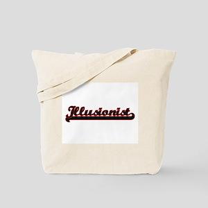 Illusionist Classic Job Design Tote Bag
