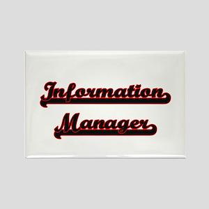 Information Manager Classic Job Design Magnets