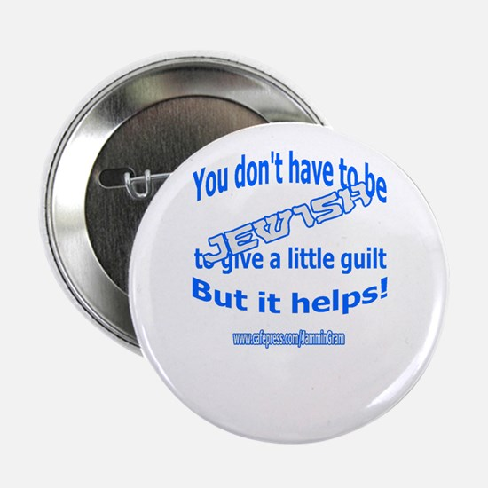 JEWISH GUILT Button