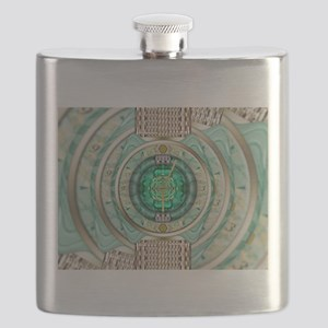 Reflections of Time Flask