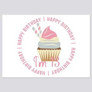 13th birthday invitations and announcements cafepress