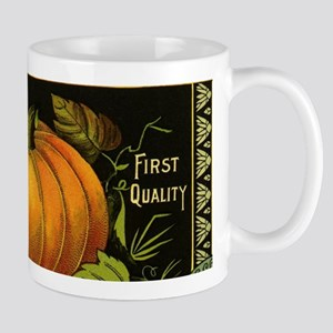 Vintage Fruit Crate Label Mugs