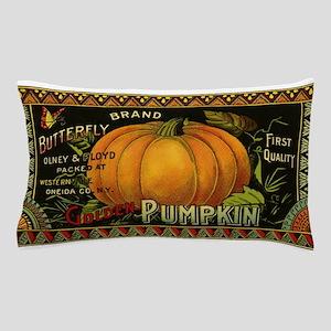 Vintage Fruit Crate Label Pillow Case