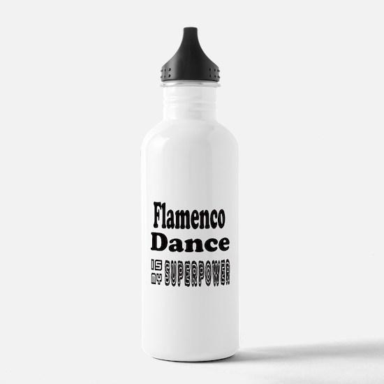 Flamenco Dance Is My S Water Bottle