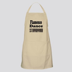 Flamenco Dance Is My SuperPower Light Apron
