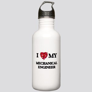 I love my Mechanical E Stainless Water Bottle 1.0L