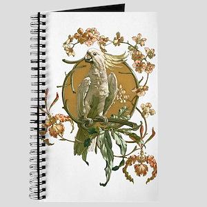 Vintage Cockatoo Journal