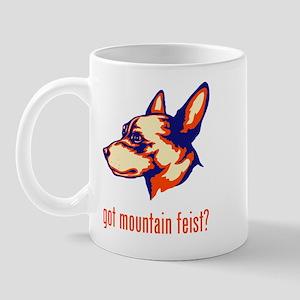Mountain Feist Mug