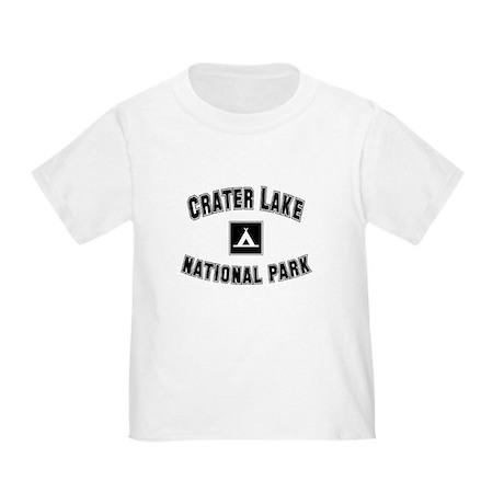 Crater Lake National Park Toddler T-Shirt