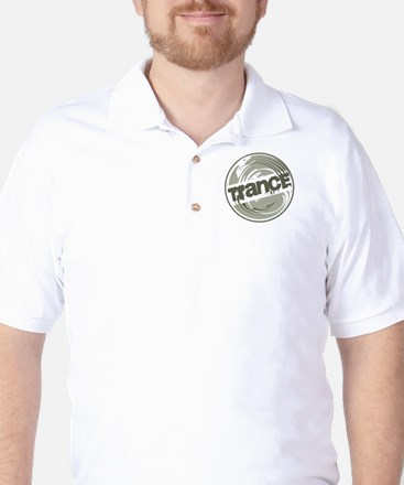 Trance Stop - Shades of Grey Golf Shirt