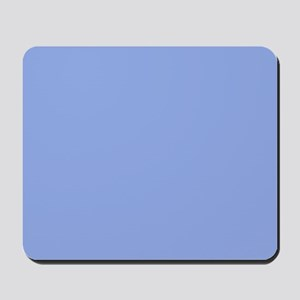 Solid Light Blue Mousepad