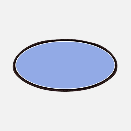 Solid Light Blue Patch