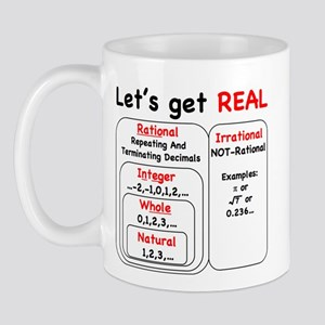 Letsgetreal Mugs