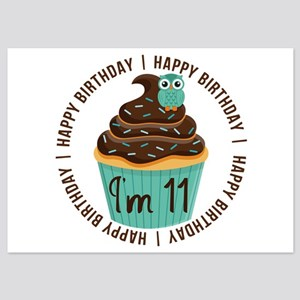 11th birthday invitations and announcements cafepress