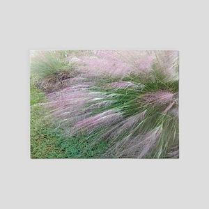 Lavender Grass 5'x7'Area Rug