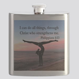 CHRISTIAN GYMNAST Flask