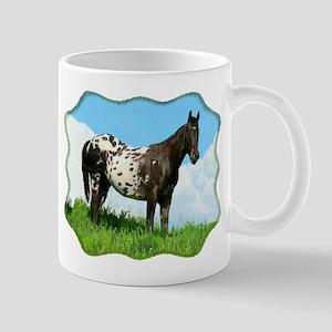 Blanket Appaloosa Horse Mug