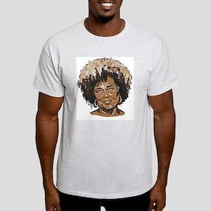 Angela Davis JPG Light T-Shirt