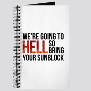 Entourage: Going To Hell Journal