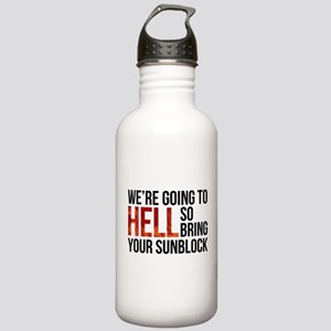 Entourage: Going To Hell Water Bottle