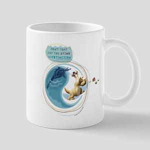 Ice Age Extinction Mug