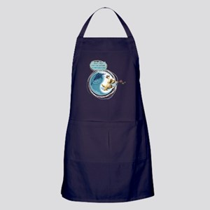 Ice Age Extinction Apron (dark)