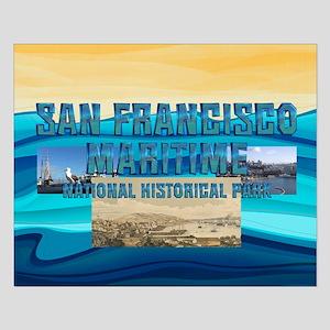 ABH San Francisco Maritime Small Poster