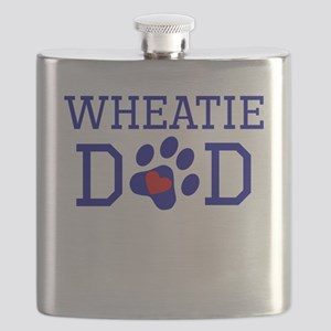 Wheatie Dad Flask
