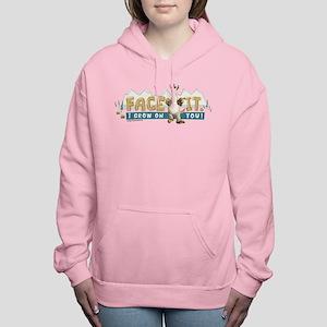 Ice Age Face It Women's Hooded Sweatshirt