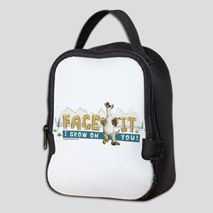 Ice Age Face It Neoprene Lunch Bag