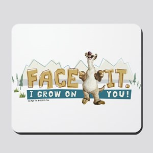 Ice Age Face It Mousepad