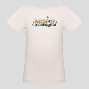 Ice Age Face It Organic Baby T-Shirt