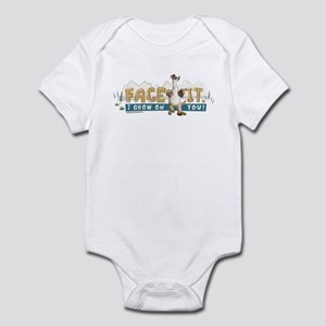 Ice Age Face It Infant Bodysuit