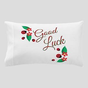 Good Luck Pillow Case
